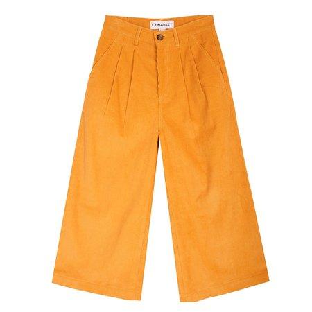 LF Markey Leonard Trousers - Saffron