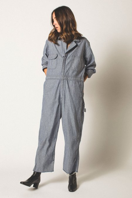 Preservation Vintage Coverall Jumpsuit