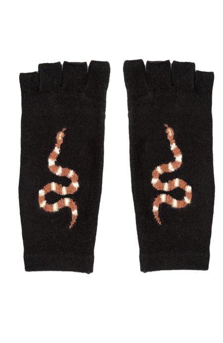 360 Cashmere Mamba Snake Glove