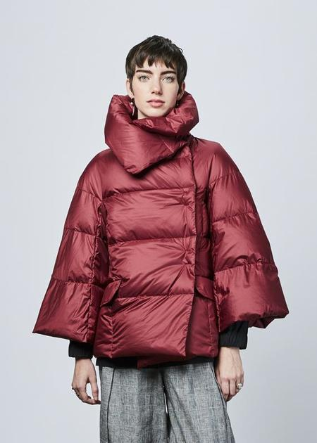 Lareida Perri Puff Jacket - cherry