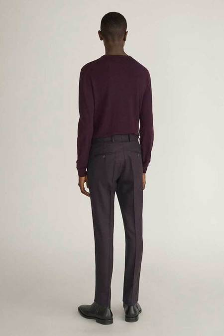 Tiger of Sweden Nichols Wool Pullover - Noon Plum