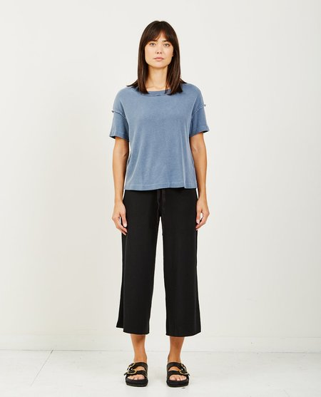 Stateside POINTELLE 3/4 SLEEVE LOOSE TEE