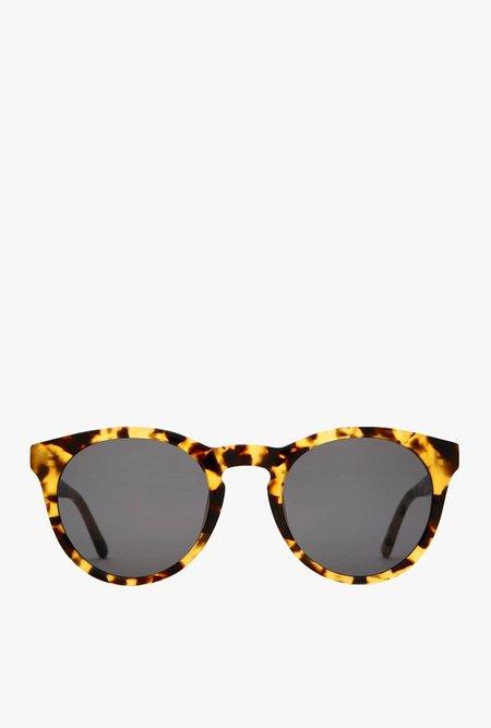 UNISEX Crap Eyewear The Shake Appeal Sunglasses - TOKYO TORTOISE/GREY LENS