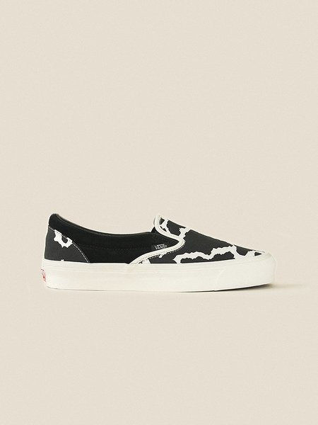 VANS VAULT OG Classic Slip On LX - Cow/Black