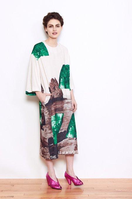 A Détacher Dyta Dress - Rocks Print