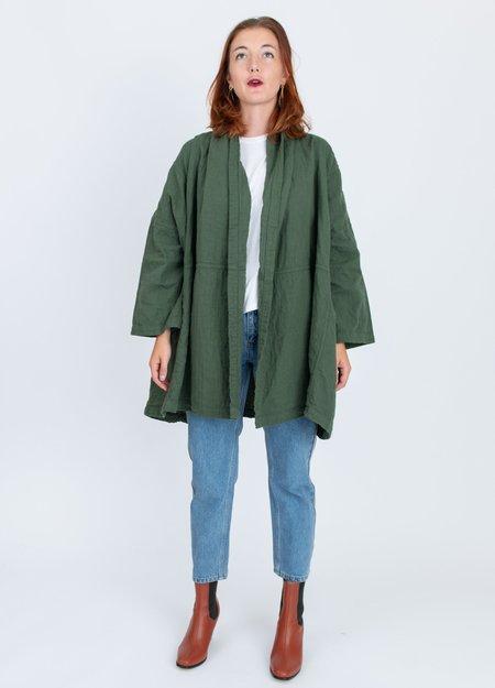 Atelier Delphine Haori Jacket - Green