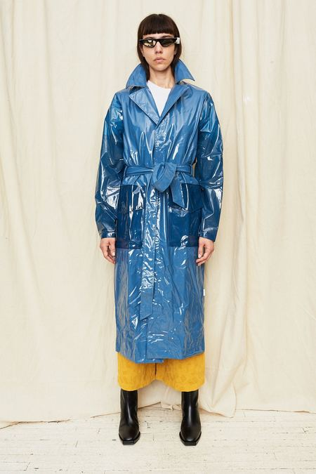 Unisex Rains Limited Long Overcoat