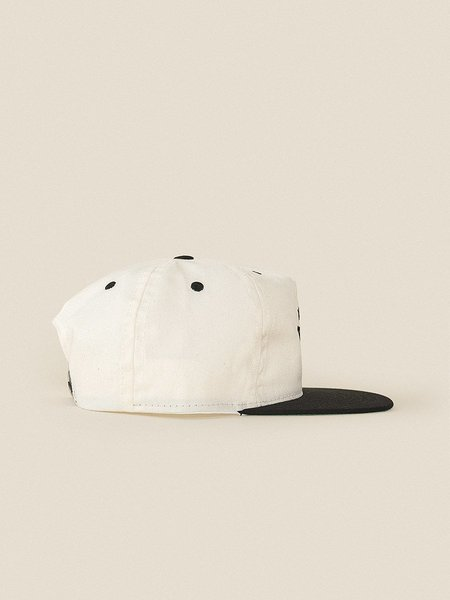 General Admission Doughboy Snapback - White
