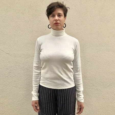 Signe Basic Rib Turtleneck