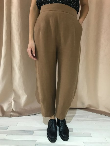 EVE GRAVEL LONELY CITY pant - CINNAMON