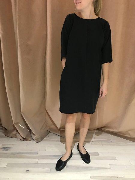 AMANDA MOSS TUNIQUE TALA - BLACK