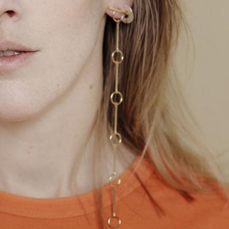 PAR ICI by Alynne Lavigne Detachable T Earrings