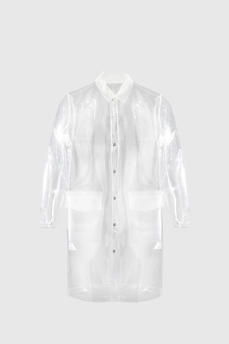 Rains Ltd Mackintosh - Transparent