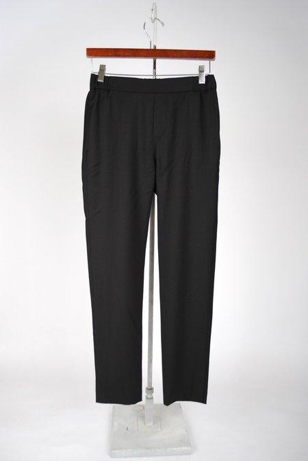 Nili Lotan Chelsea Wool Pant - Black