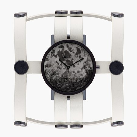 South Lane + Aumorfia Collaboration Double Distinguished Watch - Off-white