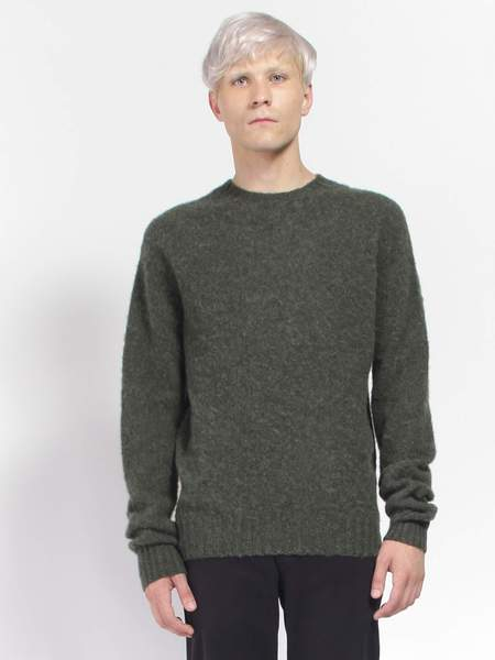 Howlin' Birth of the Cool Sweater - Green