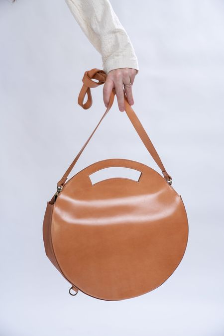 VereVerto Clari bag - Honey