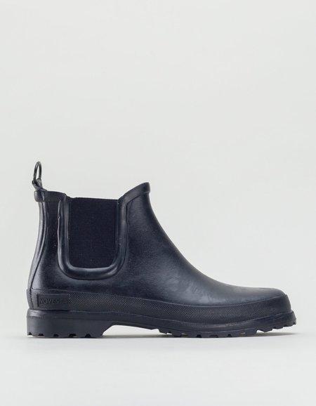 Novesta Chelsea Boot - Black/Gold Ring