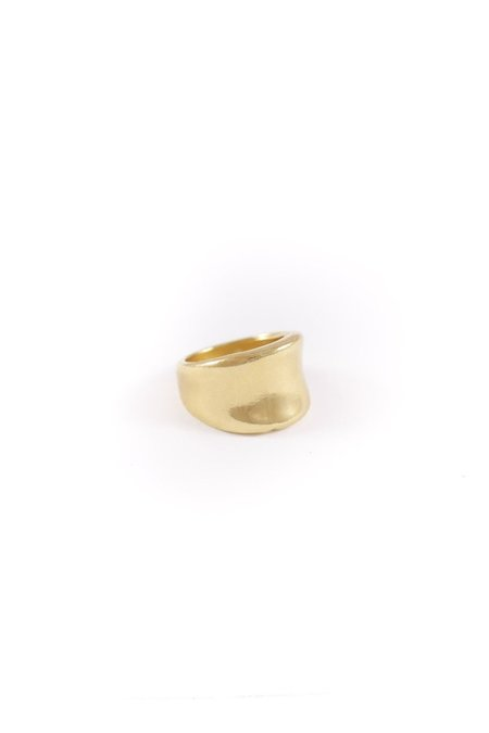 Wolf Circus Arora Size 6 Ring - Gold