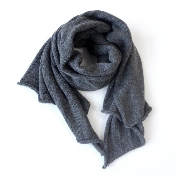 Hendrik.Lou Alpaca Blanket Scarf