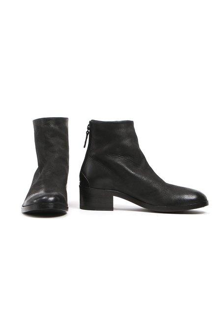 Marsèll Listo Leather Bootie - Nero