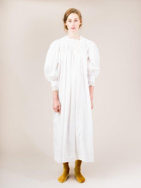 Shop Boswell Vintage Edwardian Dress - White