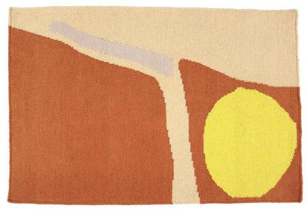 Cold Picnic Golden Age Rug - 2x3