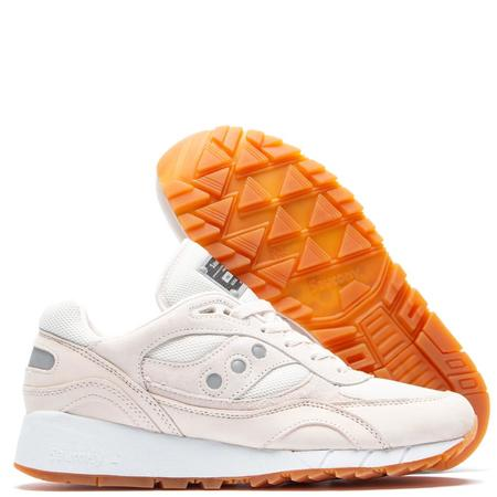 Saucony Shadow 6000 Machine Sneakers - Tan/Eggnog