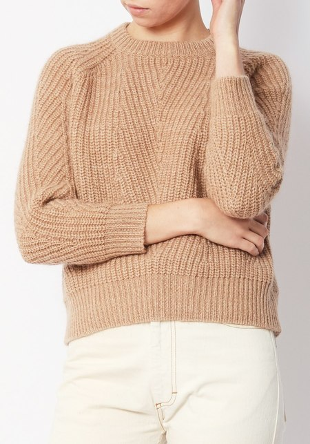 Demy Lee Chelsea Mohair Sweater - Ochre