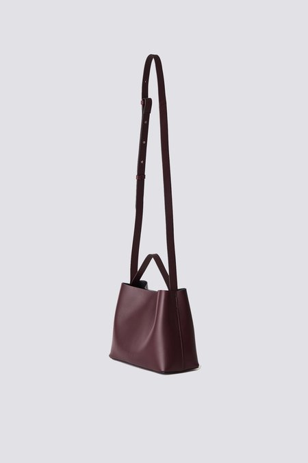Aesther Ekme Leather Mini Sac