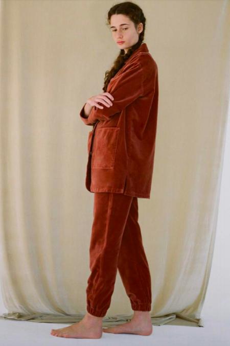 Paloma Wool Malina Jacket - Wine