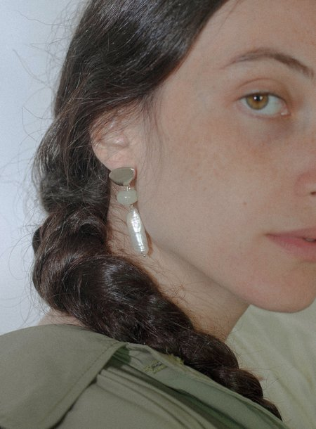 Nathalie Schreckenberg Gal Earrings