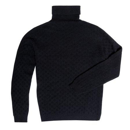 Krammer & Stoudt Turtle Neck Sweater - Black