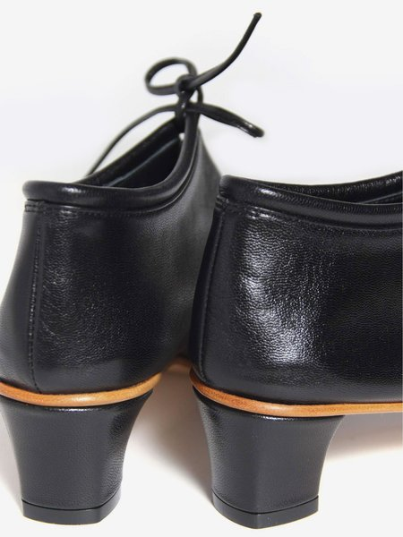 Martiniano High Bootie - Black