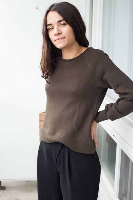 Dagg & Stacey Laundry Pull-Over Sweater - Loden