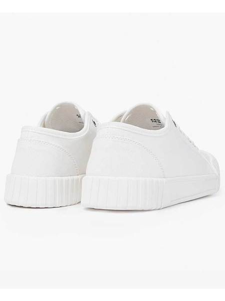 Good News Bagger Low Top - White