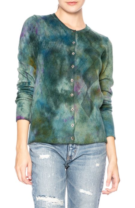 Galadriel Mattei Argyle Sweater