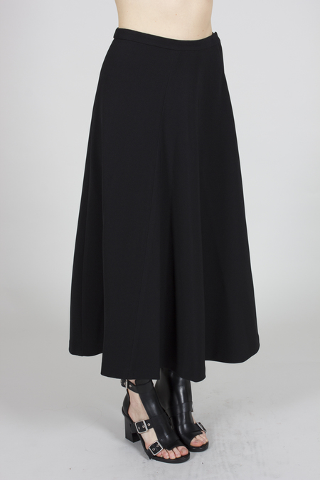 Greyyang Full Length Skirt - Black