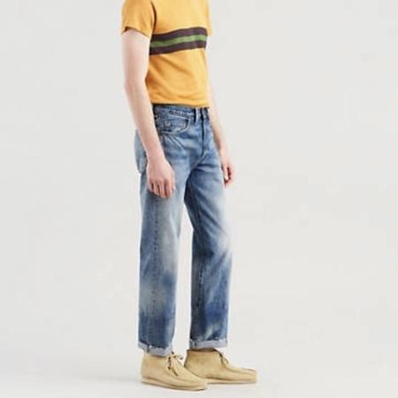 Levi's Vintage Clothing 1954 501z Jeans - Coxsone