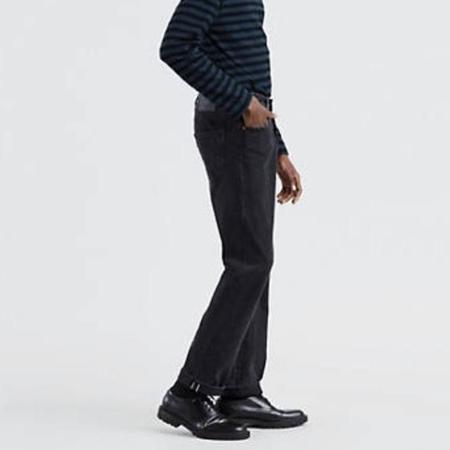 Levi's Made & Crafted LMC 501 Jeans - Black Stonewash