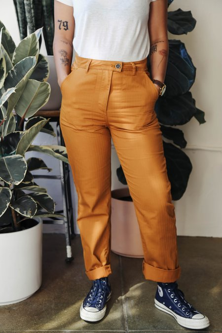 Roamers Pacific Trouser - Dijon