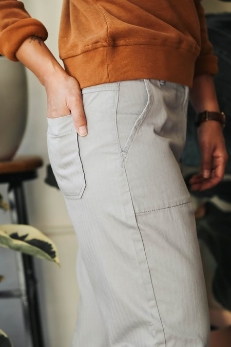 Roamers Pacific Trouser - Pale Grey