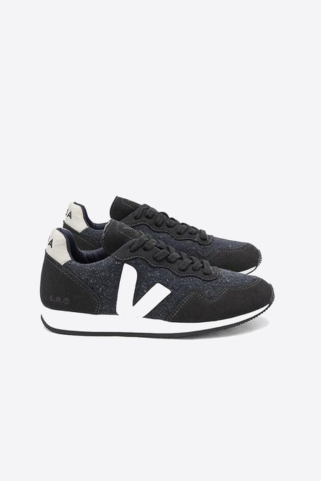 Veja SDU Flannel Sneakers - Dark Black
