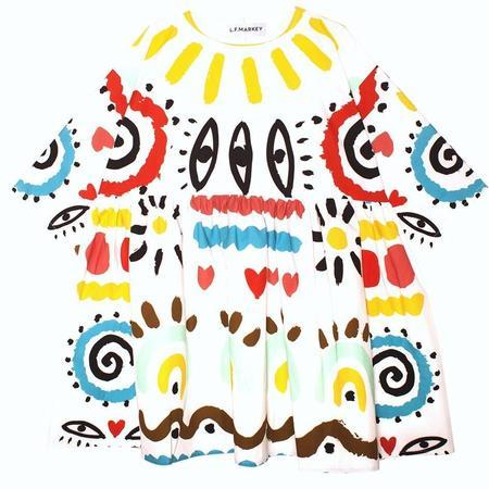 LF Markey Dress - Sunshine Print