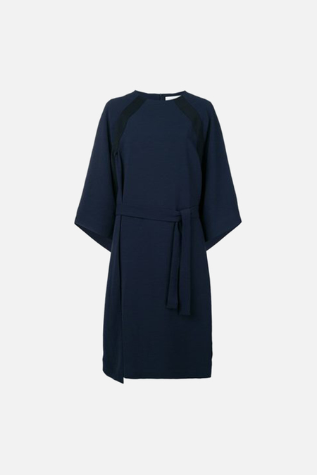 Henrik Vibskov Drop Dress - Navy