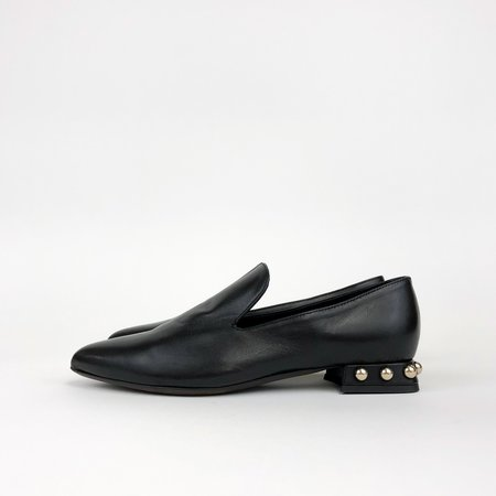 AGL D134006 Loafer - Black