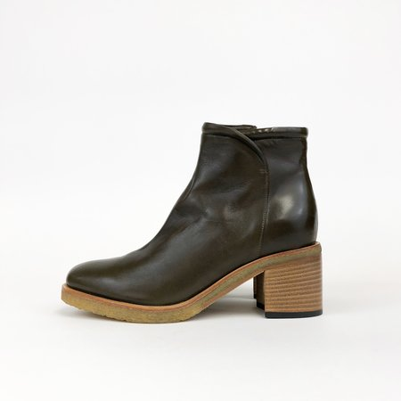 Pomme D'Or 5140 Boots - Brown/Olive