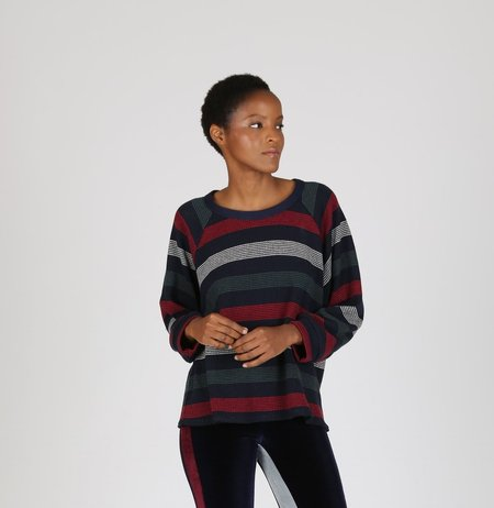 Liana The Stria Sweater - Striped