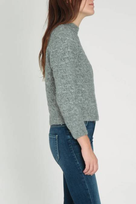 Masscob Basket Pullover - grey