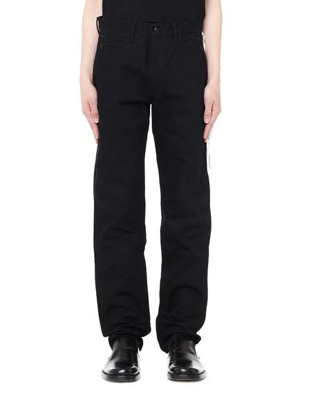 The Soloist Cotton Jeans